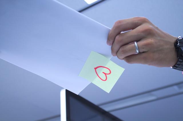 不倫相手への手紙の書き方や例文・文例・書式や言葉の意味などと記入例