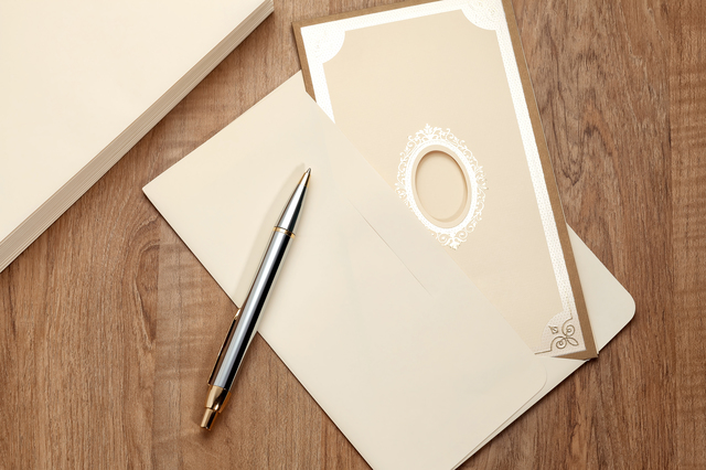 お客様へのお礼状の書き方や例文・文例・書式や言葉の意味などと記入例