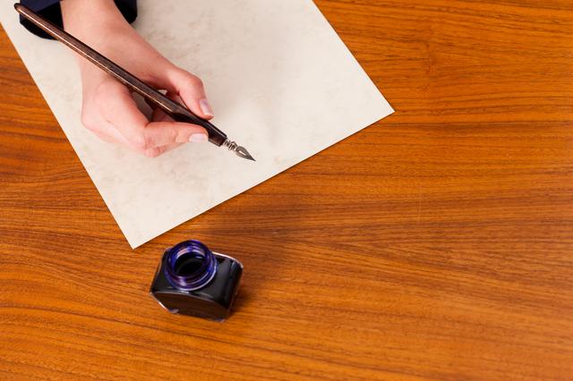挨拶状の書き方や例文・文例・書式や言葉の意味などと記入例