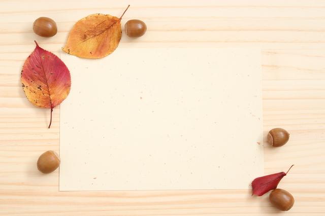秋の手紙の書き方や例文・文例・書式や言葉の意味などと記入例