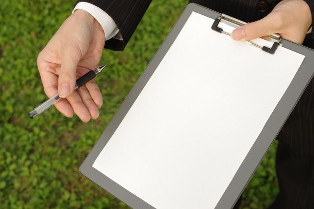 アンケートの書き方や例文・文例・書式や言葉の意味などと記入例