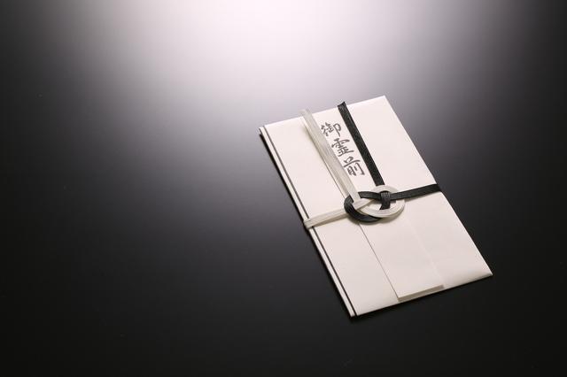 御霊前の書き方や例文・文例・書式や言葉の意味などと記入例