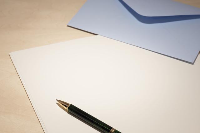 内定のお礼状の書き方や例文・文例・書式や言葉の意味などと記入例