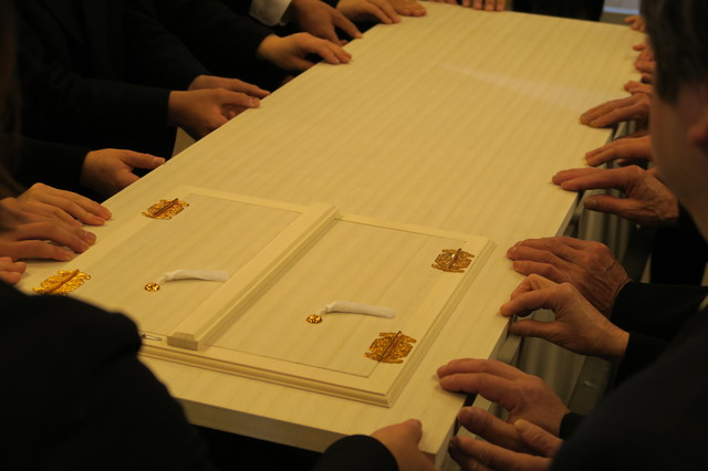 会葬者名簿の書き方や例文・文例・書式や言葉の意味などと記入例