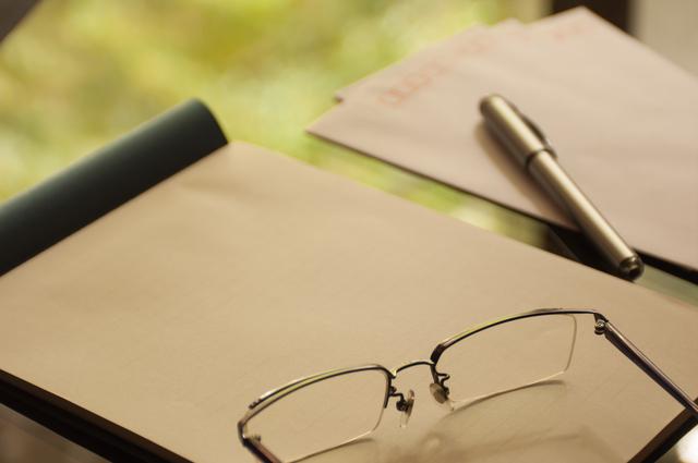 10月のお礼状の書き方や例文・文例・書式や言葉の意味などと記入例