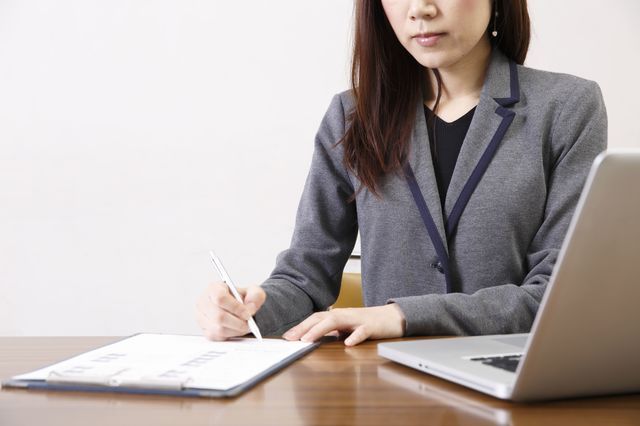面談記録の書き方や例文・文例・書式や言葉の意味などと記入例