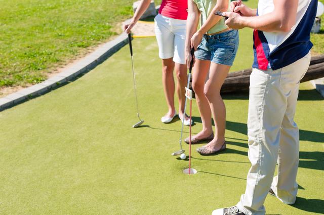 ゴルフノートの書き方や例文・文例・書式や言葉の意味などと記入例