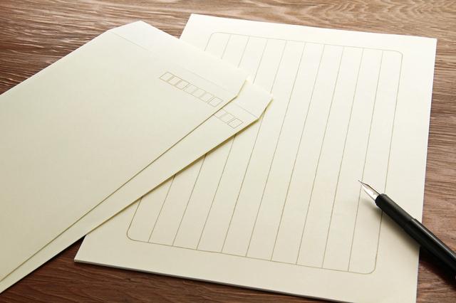夏のお礼状の書き方や例文・文例・書式や言葉の意味などと記入例