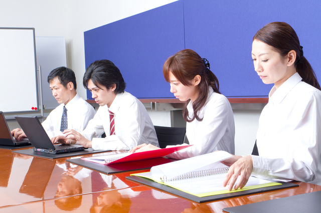 議事録の書き方や例文・文例・書式や言葉の意味などと記入例