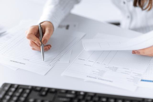 手形領収書の書き方や例文・文例・書式や言葉の意味などと記入例