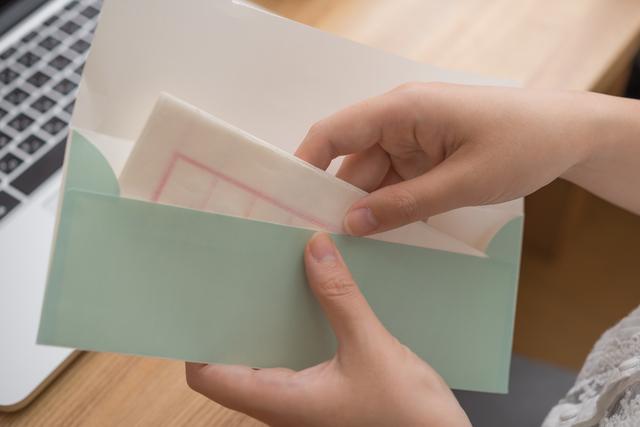 お客様お礼状の書き方や例文・文例・書式や言葉の意味などと記入例