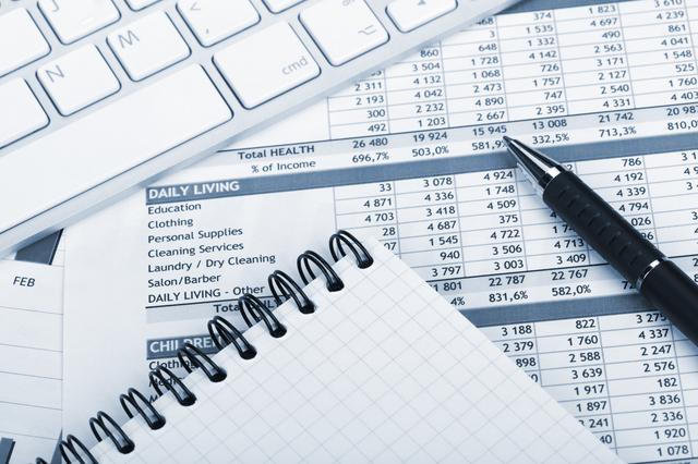 会計報告の書き方や例文・文例・書式や言葉の意味などと記入例