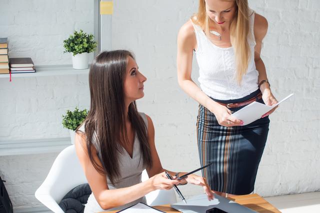 事務員評価表の書き方や例文・文例・書式や言葉の意味などと記入例