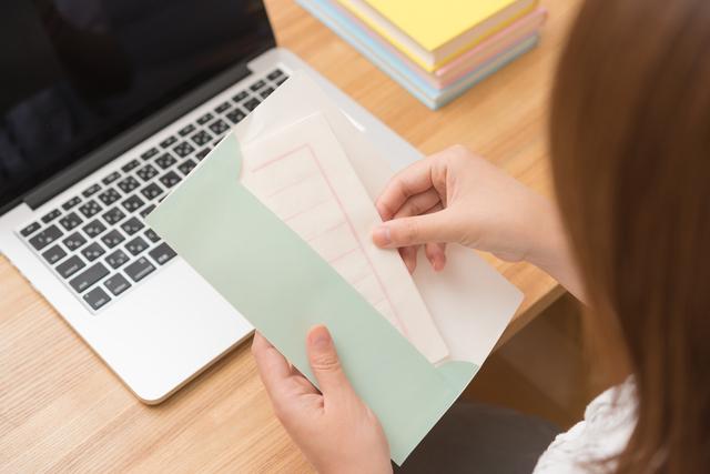 お礼状実習の書き方や例文・文例・書式や言葉の意味などと記入例