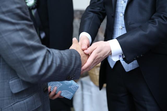 住宅営業での契約のお礼の書き方や例文・文例・書式や言葉の意味などと記入例