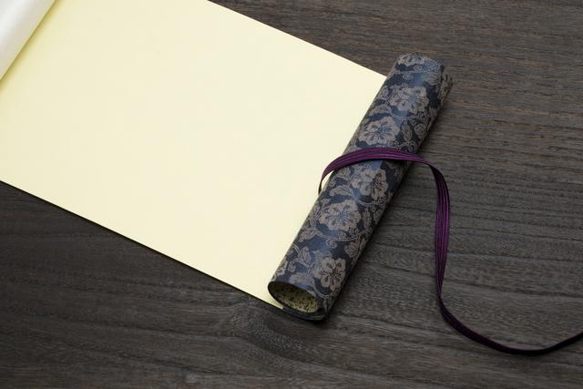 巻紙の書き方や例文・文例・書式や言葉の意味などと記入例