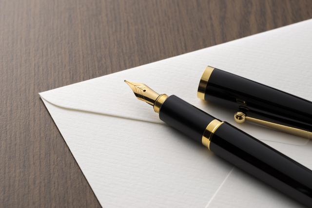 謝罪手紙の書き方や例文・文例・書式や言葉の意味などと記入例