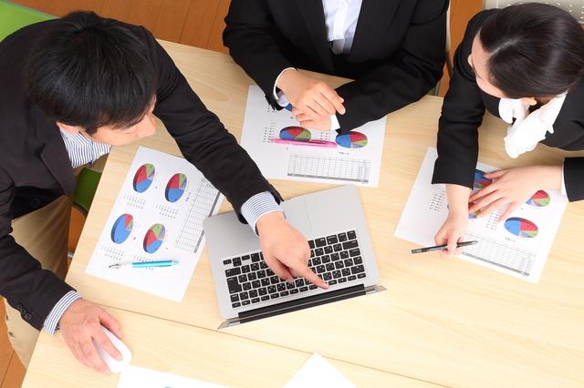 業績目標の書き方や例文・文例・書式や言葉の意味などと記入例