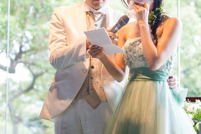 花嫁手紙ゲストへ断りの書き方や例文・文例・書式や言葉の意味などと記入例
